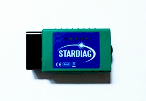 Stardiag CAN327 Bluetooth adaptér